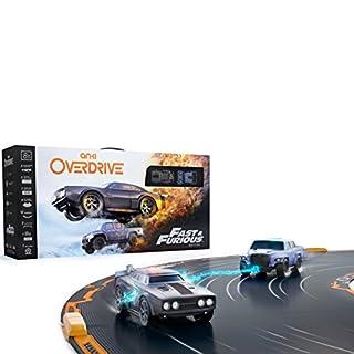 Anki 000-00068 Overdrive Fast und Furious Edition,App-gesteuertes Autorennbahn-Set, für 1- 4 Spieler,mehrfarbig (B0747M487C) | Amazon Products