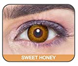 Sweet Honey GLAMOUR EYE Color Contact Le...