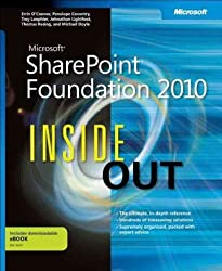 (Microsoft Sharepoint Foundation 2010 Inside Out) By O'Connor, Errin (Author) Paperback on (10 , 2011)
