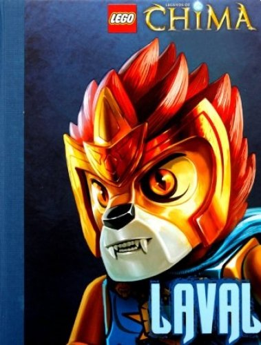 Other Lego Chima 'Laval' Composition Book Carattere Notebook