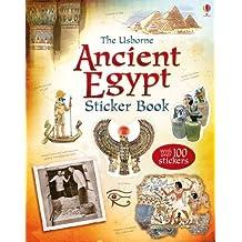 Ancient Egypt Sticker Book by Rob Lloyd Jones (2015-10-01)