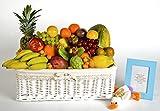 Regalos para hospitales: Cesta de Frutas Bambin@ - Envío a Domicilio