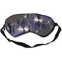 Comfortable Sleep Eyes Masks Blue Abstract Printed Sleeping Mask For Travelling, Night Noon Nap, Mediation Or... preisvergleich bei billige-tabletten.eu