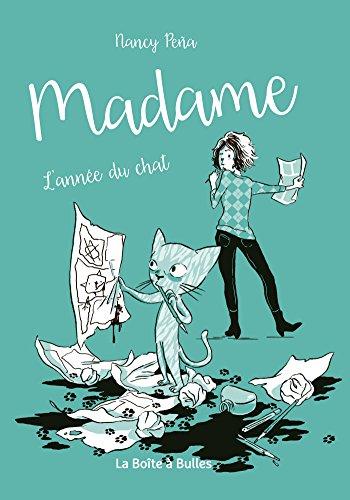 Madame T01 - L'Année du chat