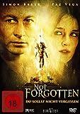 Not Forgotten (Dvd) [Import allemand]
