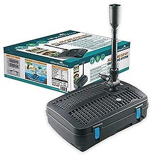 All Pond Solutions UV Steriliser Filter Pump