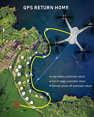 Zoom IMG-2 drone gps con motore brushless
