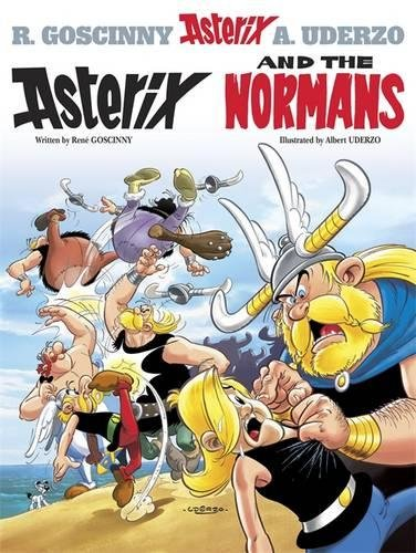 Asterix (24) : Asterix and the Normans
