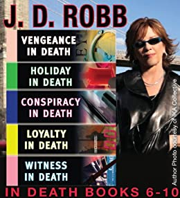 J.D. Robb The IN DEATH Collection Books 6-10 von [Robb, J. D., Roberts, Nora]