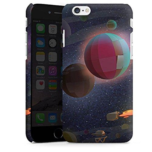 Apple iPhone X Silikon Hülle Case Schutzhülle Rocket Beans TV Bohnen Weltraum Premium Case matt