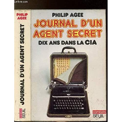 Journal d'un agent secret