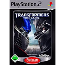 Transformers: The Game [Platinum]