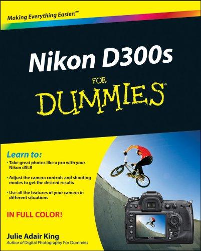 Digitale Slr-ratgeber (Nikon D300s For Dummies (English Edition))