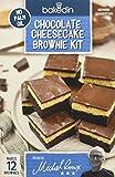 Bakedin Chocolate Cheesecake Brownie Kit, 300 g