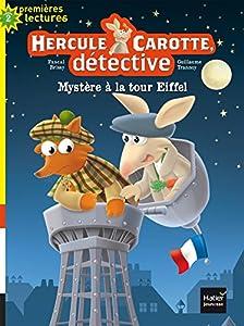 """Afficher """"Hercule Carotte, détective n° 5 Mystère à la tour Eiffel"""""""