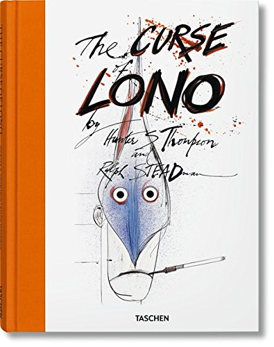 The Curse Of Lono por Hunter S. Thompson
