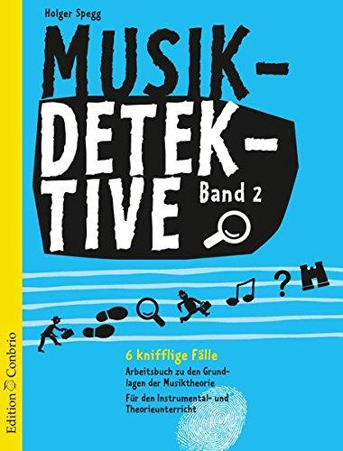 Musikdetektive Band 2 (Kinder-postfach)