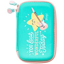 Mr. Wonderful WOA03230 - Funda para disco duro portátil, diseño You look wonderful today