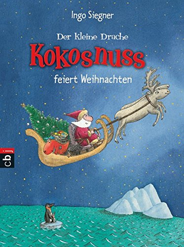 Der kleine Drache Kokosnuss feiert Weihnachten: Vorlese-Bilderbuch (Vorlesebücher, Band 2)