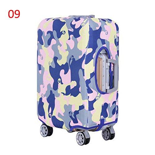 Meijunter Neu Elastisch Dustproof Gepäck Koffer Trolley Schutz Tasche Abdeckung Anti-Kratzer #09
