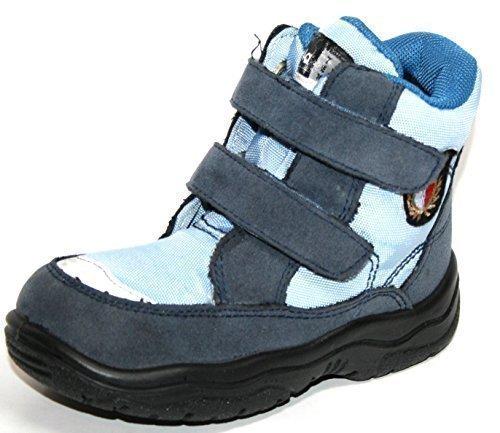 Jela - Jela chaussures pour enfants 61 124 garçons bottillons & Bottines Bleu (jean / lumière bleue 39)
