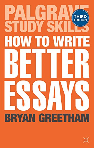 how to write good essays