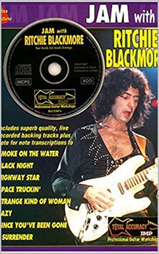 deep-purple-jam-with-ritchie-blackmore-english-edition