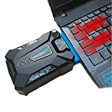 Cool Laptop PC Cooler-Gaming High Performance Laptop Cooler with Vacuum Fan for Fast