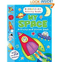 My Space: Activity and Sticker Book (Chameleons)
