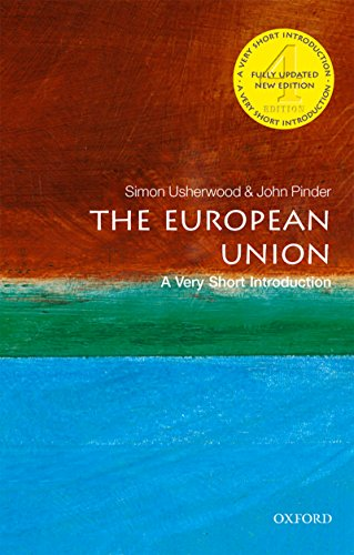 The European Union: A Very Short Introduction (Very Short Introductions) (English Edition) por Simon Usherwood