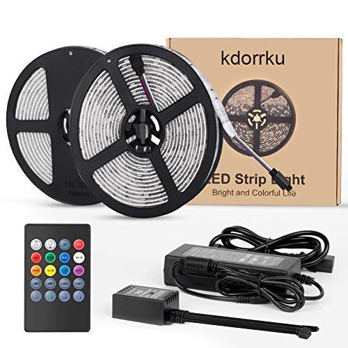 10m LED Streifen/Musik LED Streifen
