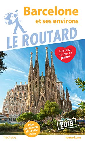 Guide du Routard Barcelone 2019 par Collectif
