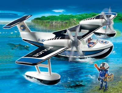 Wasserflugzeug Intex Water