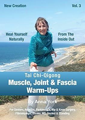 New Schaffung Tai chi-qigong Muskulatur, & der durchgestecktes Radio warm-ups:, Hip Chirurgie der Knie und für ältere Menschen,