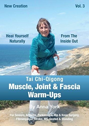 New Schaffung Tai chi-qigong Muskulatur, & der durchgestecktes Radio warm-ups:, Hip Chirurgie der Knie und für ältere Menschen, Arthritis, Parkinson, FIBROMYALGIE, Strichstärke, MS, sitzend &-Fuß (Us-warm-up-hose)