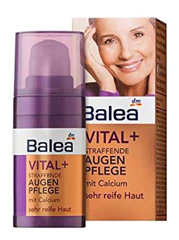 Balea Vital+ Eye-Contour Care with Calcium for