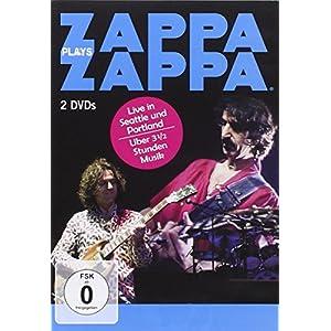 Zappa plays Zappa - 2er Digipack [2 DVDs] [Edizione: Germania]