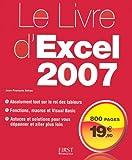 LIVRE D'EXCEL 2007