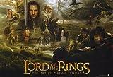 De el Señor de los anillos 1: La Comunidad del anillo Póster de película F (27x 40Inches–69cm x 102cm) Elijah madera Ian McKellen Liv Tyler Viggo Mortensen Sean Astin