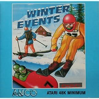 Anco - Winter Events Atari 8-Bit 48K Game