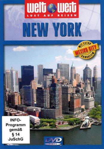 New York - welt weit (Bonus: Mexiko City)