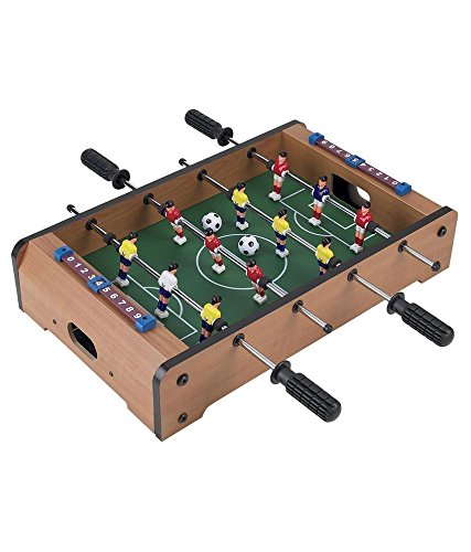 Fantasy India Mid-Sized Foosball, Mini Football, Table Soccer Game For Indoor Football Soccer Game