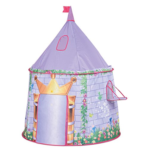 Toyrific Pop Up Princess Castle Tent