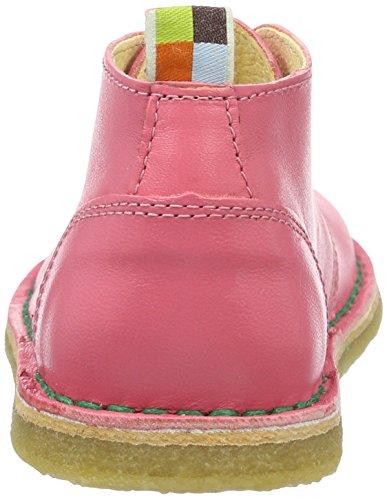 loud + proud Unisex-Kinder Halbschuhe Derby Pink (Coral)