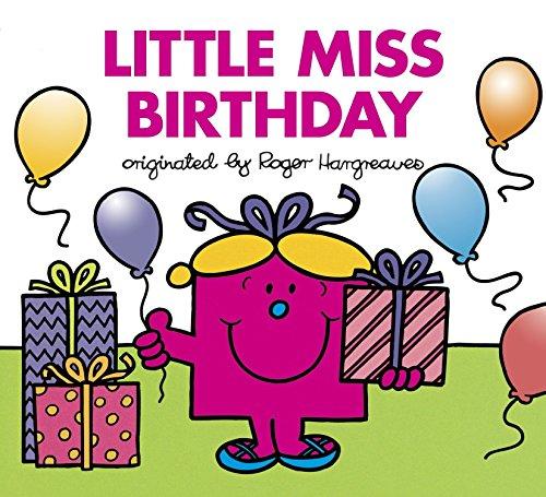 Little Miss Birthday (Mr. Men and Little Miss) por Roger Hargreaves