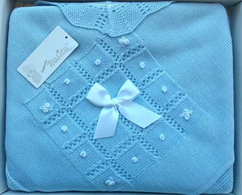 Toquilla bebé verano ,color azul (HC Enterprise-A)