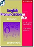 English Pronunciation in Use Elementary Book with Answers, 5 Audio CDs and CD-ROM