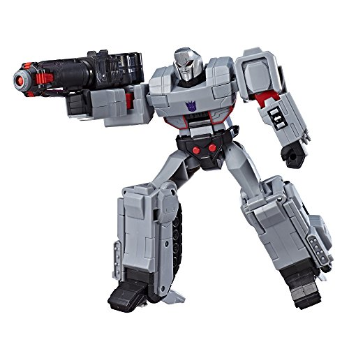 Transformers Toys�Megatron�Cyberverse Ultimate Class Action Figure �Repeatable�Fusion Mega Shot Action Attack Move Toys for Kids 6 and Up,�11.5 Inch