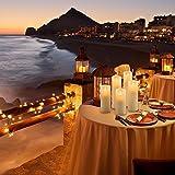LED Kerzen,Flammenlose Kerzen 250 S...