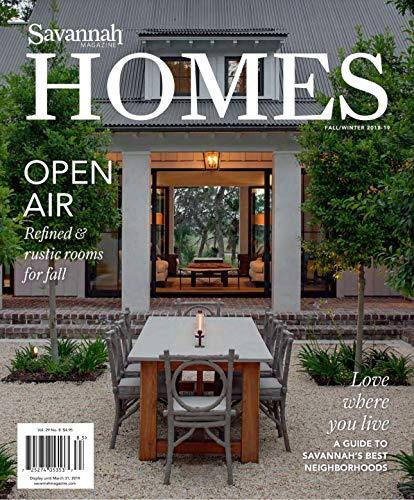 Savannah Homes (English Edition)